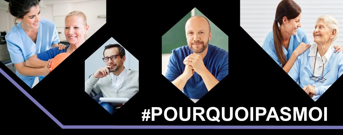 """Campagne #PourquoiPasMoi en faveur des """"oubliés"""" du Ségur de la santé"""