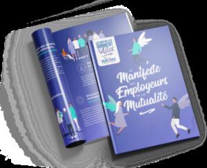 """Le Manifeste des Employeurs de la Mutualité intitulé : """"Les mutuelles donnent des ailes"""""""